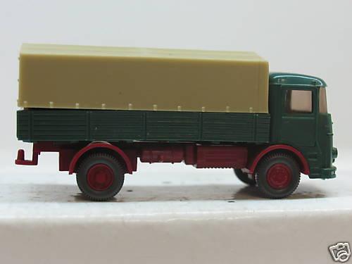 Wiking 474 5 E camion Büssing LU LU LU 7 (y 718) 1d139b