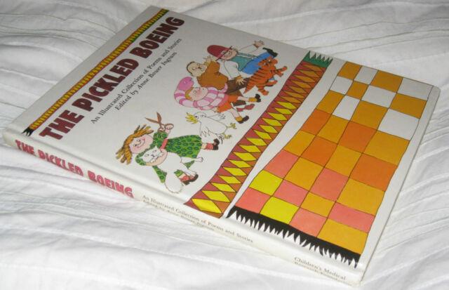 THE PICKLED BOEING ~ Anne Bower INGRAM. hb  POEMS & STORIES Illust  in MELB