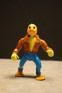 1989 Playmates Teenage Mutant Ninja Turtles Ace Duck Action Figure Used TMNT