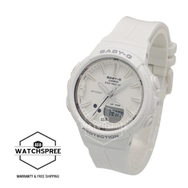 c51dec673fbda Casio Baby-G Step Tracker Running Series Watch BGS100SC-7A AU FAST   FREE