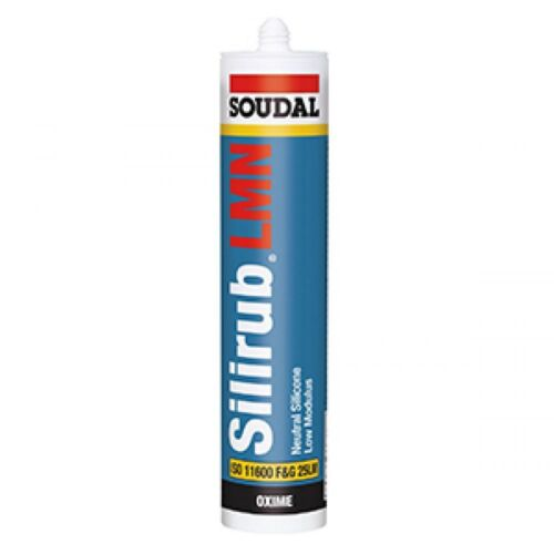 Black Silicone Mastic for Wall Trim On EPDM Roofing Membranes