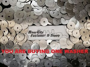"""Extra thick Heavy Duty Fender Washers 1//2/"""" x 2 /"""" Large OD 1//2x2 5"""