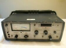 Cushman Ce 24a Frequency Selective Level Volt Meter Ham Radio Test Equipment