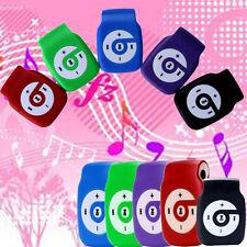 So Cool Mini Clip Metal USB MP3 Player Support Micro SD TF Card Music Media MP3