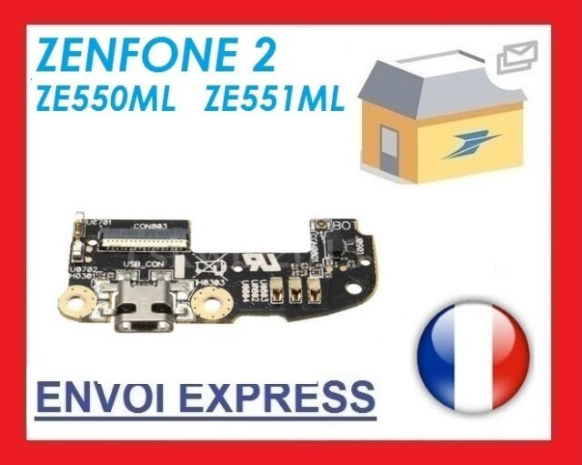 Charger Connector Asus Zenfone 2 Dock Micro USB Port Flex Button ZE551ML ZE550ML