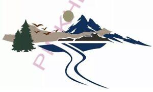 Springdale Rv Decal Kit Travel Trailer Graphics Keystone