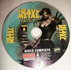 HEAVY METAL FAKK 2 - Gioco azione ORIGINALE PC ITALIANO - Retrogame - 2000