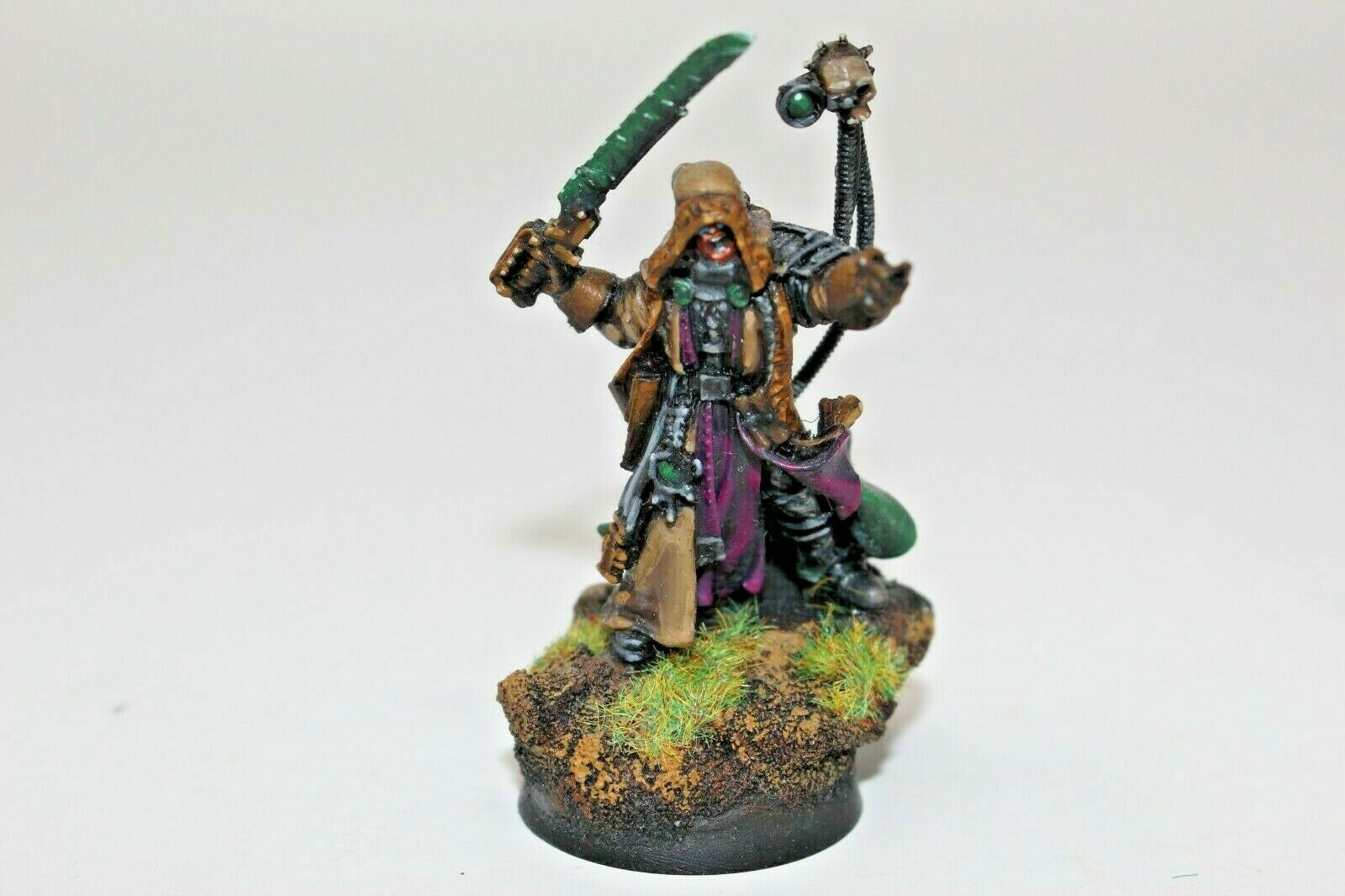Warhammer Imperial Guard Primaris Psyker Well Pained - JYS84