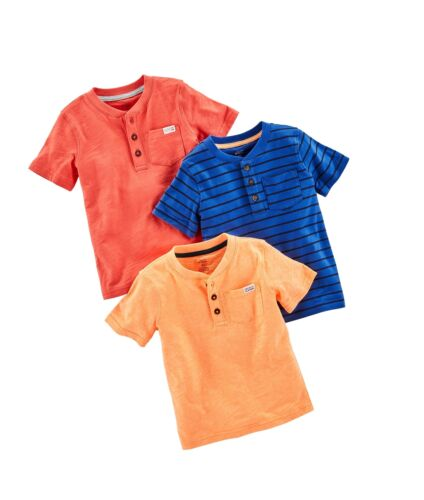 Free Shipping Simple Joys by Carter/'s Baby Boys/' Toddler 3-Pack Short-Sleeve ..