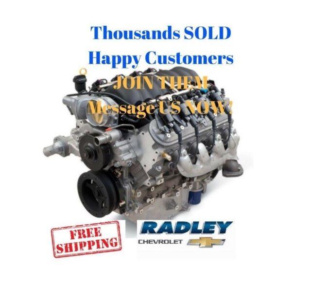 GM Performance Ls3 6 2l 376 / 430 HP Gen IV Engine 19301326