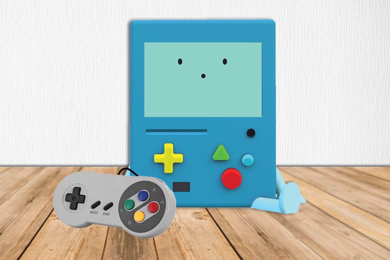 BMO Retropie Desktop Buddy emulador de sistema de video juego raspberrypi tiempo De Aventura