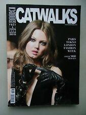Catwalks Book Moda Pret a Porter 2015-16 Mode