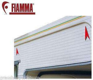 Details about 1 METRE FIAMMA DRIPSTOP caravan motorhome camper van gutter  rain guard drip stop
