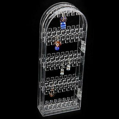 Jewelry Holder Display Stand Organizer Rack Hole Plastic  Earrings Bracelet