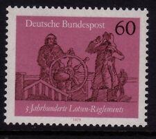W Germany 1979 Pilotage Regs SG 1903 MNH