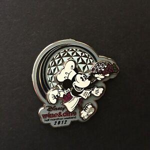 WDW-2012-Disney-Wine-amp-Dine-Half-Marathon-Logo-Mickey-Disney-Pin-93399