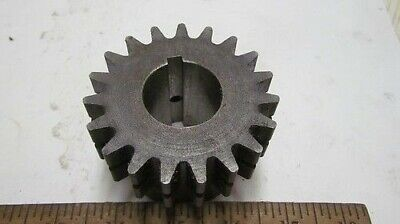 """Poly Hi Solidur SNFB3517 Oil Filled Nylon Sprocket 35 Chain 17 T 1//2/"""" Bore  New"""