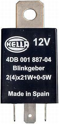 INDICATOR LIGHT BLINKER LAMP HELLA 4DB001 887-041