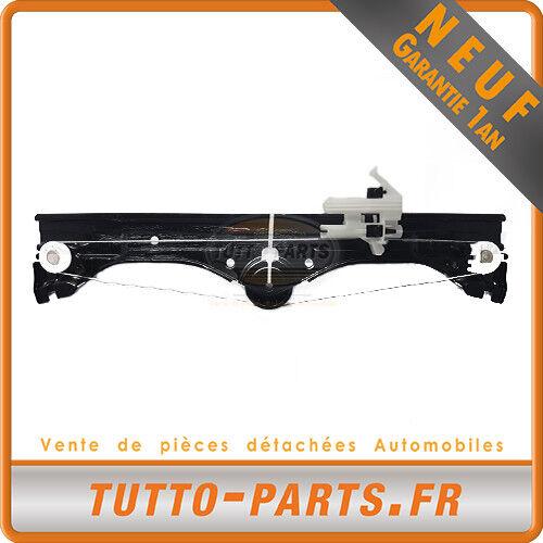 Lève Vitre électrique Avant Gauche Fiat Punto 199 Dès 2005 51723318 51899291