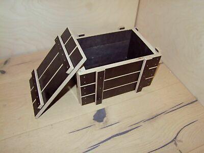 Neuware sehr Günstig L Holz Kisten aus Multiplex Birke Stabil und Langlebig