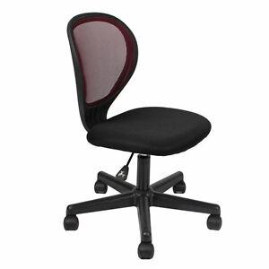 Merax Mid-back Adjustable Ergonomic Mesh Swivel Durable Office Desk Task Chair