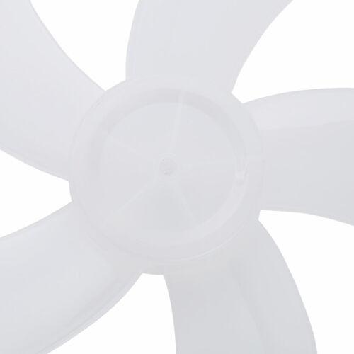 US/_18 Inch Gale Plastic 5-Leave Fan Blade for Standing Pedestal Fan Table Fanner