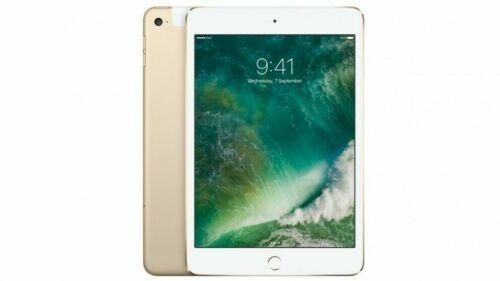 "WiFi Apple iPad Mini 4 4th Gen 7.9/"" 16GB//32GB//64GB//128GB WiFi+Cellular 4G"
