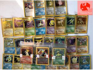 OLD-Original-Vintage-1999-2002-Pokemon-23-Card-LOT-Holo-Rare-Promo-Trainer