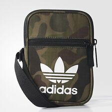 adidas mini shoulder SMALL messenger bag (CAMO) 100% genuine!!.