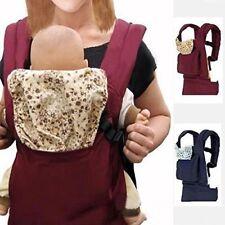 Babytrage Kindertrage Bauchtrage Rückentrage Tragetuch Rot NEU