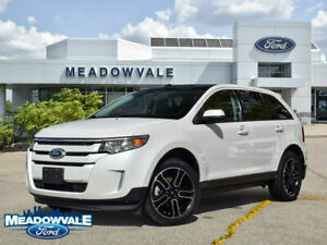 2013 Ford Edge XLT,NAVIGATION,SUNROOF,POWER DRIVER SEAT