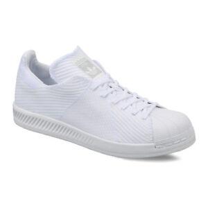 Lightweight Adidas Bounce Uk White Pk Originals S82240 Prime Knit Superstar 9 S1qASx8