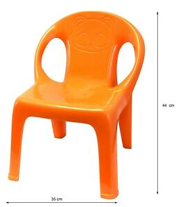 Exceptionnel Image Is Loading Durable Child Sized Chairs In 6 Different Colours