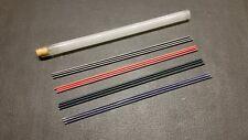 4-farbige 1,18mm Bleistiftminen Bleistiftmine Mine Farbe 1,18 mm BLEISTIFT BUNT