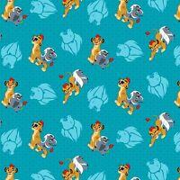 1 Yard Disney Lion King lion Guard Friend Power Fabric