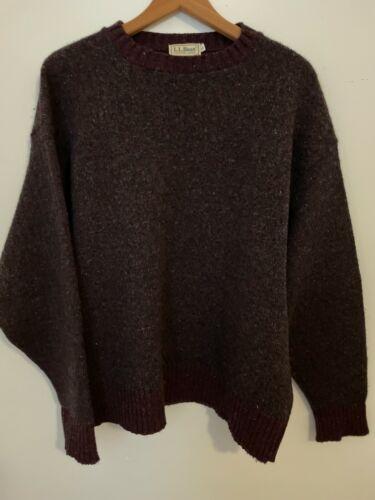 Vintage Men's LL BEAN  knit sweater