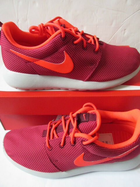 7c2115be2587 Nike Women s Roshe One Running Shoes 6.5 B(m) US Deep Garnet Bright ...
