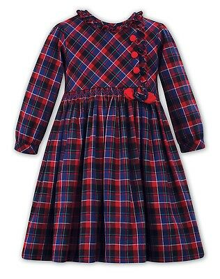 SARAH LOUISE  Girl/'s Red Button up Knitted Cardigan Age 2 /& 4  Sizes BNWT