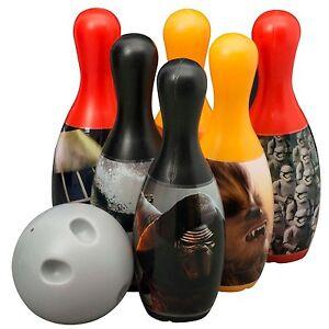 Star-wars-episode-7-interieur-exterieur-bowling-kids-skittles-ball-pins-ensemble-cadeau