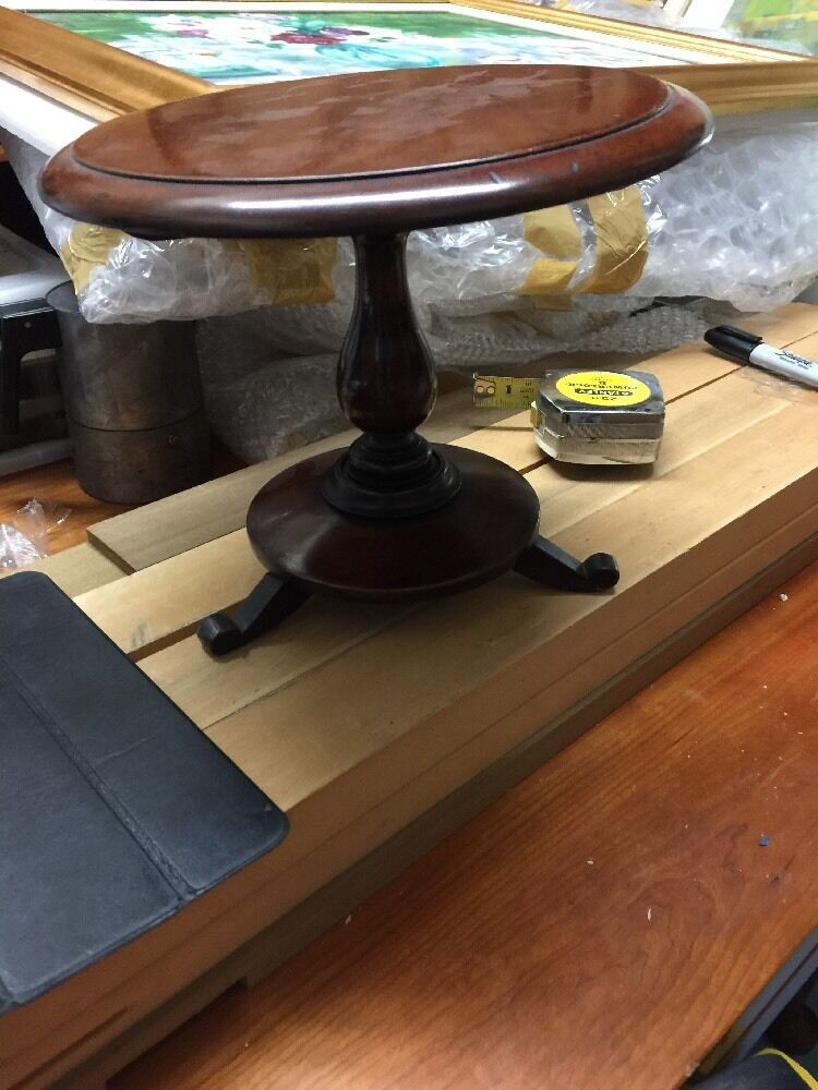Miniature Table.  9 Inches High.