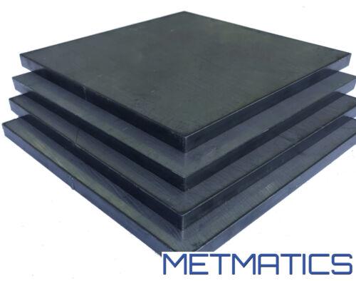 5mm 6mm 8mm 10mm Stahlplatte Ankerplatte 100mm bis 250mm breit//lang S235JR ST37