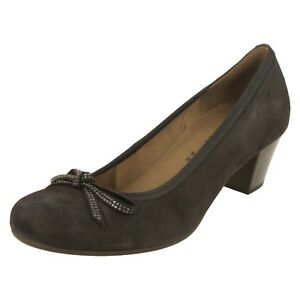 navy Court Ladies 95483 Shoes Gabor Pazifix Stainby xqnCwYSz5C