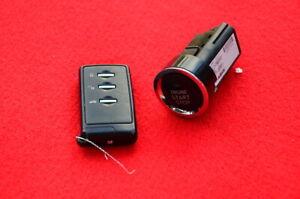 Jdm-Legacy-BL5-BP5-Subaru-Inizio-Stop-Interruttore-Bottoni-amp-Chiave-sspimb01