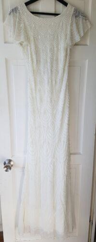 Wedding New Størrelse Brand Dress 8 Debut Ladies qtwZU0v6