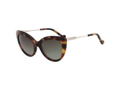 Occhiali da Sole Liu Jo LJ680S 34000 havana grigio farfalla metallo donna  215