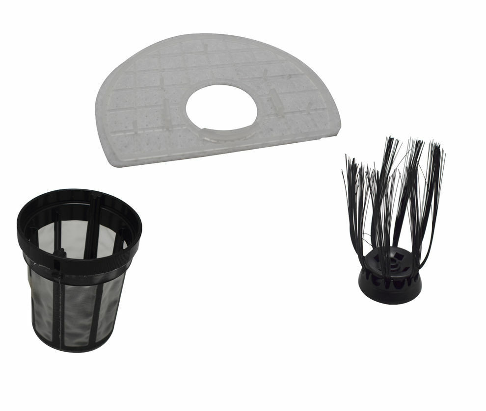 Set filters and brushes robot vacuum cleaner STRIKER SL Spare parts