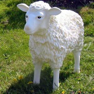 Gerade Kuh Kunstbemalung Phantasie Neu Lebensgroß Deko Garten Tier Figur Kunst Skulptur Gartenfiguren & -skulpturen Tierfiguren