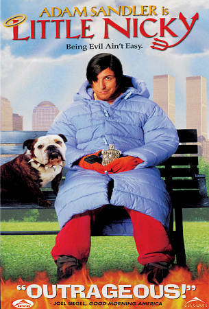 Little Nicky (DVD, 2007, Canadian Special Edition 2000) Bilingual