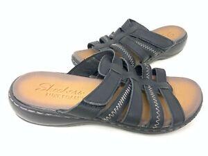 Descodificar Desierto controlador  NEW! Skechers Women's PASSENGER GREEK ISLANDS Comfort Sandals Blk #40928  81U z | eBay