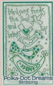 Birdsong-fun-stitchery-PATTERN-includes-fabric-Rosalie-Dekker
